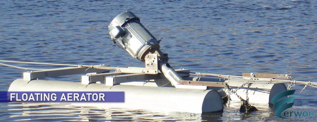 Floating Aerators - Sansar Green Technologies