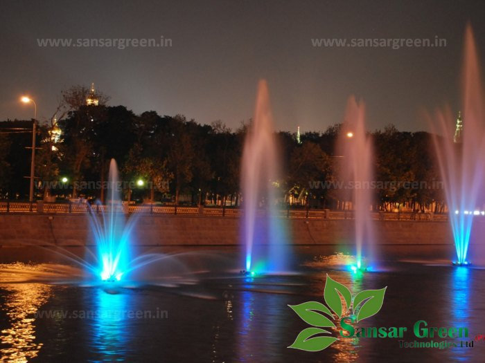 solar fountain manufacturer in India, Sansar Green Technologies pvt