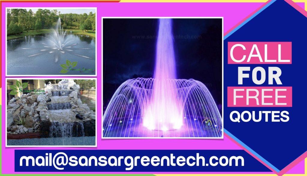 Sansar Green Technologies - India's Best Fountain Company